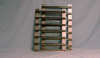 PM027 Standard Side Racks with 7 slots (Set of 2): Model FEC100