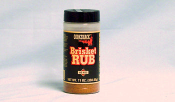 SP322 Brisket Rub, 11 oz.
