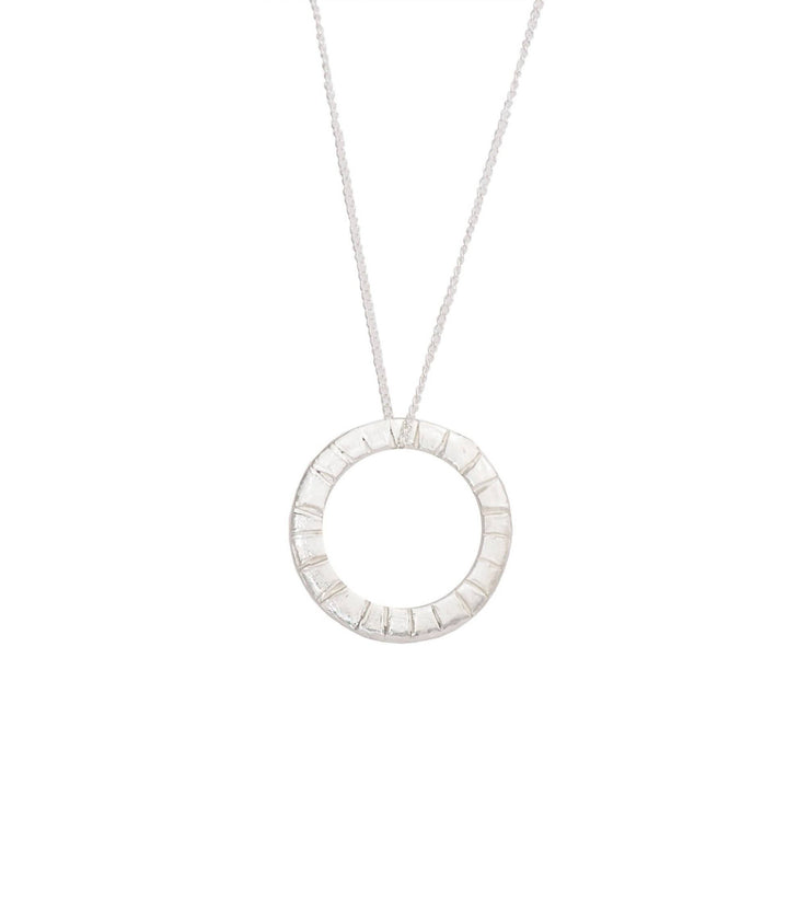 Sterling Silver Samantha Necklace