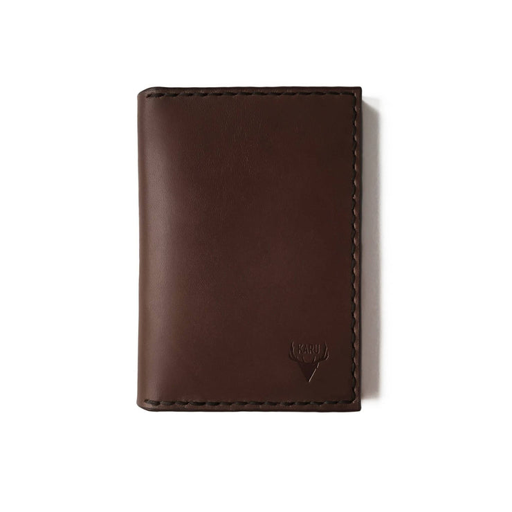 Travel Wallet | Dark Brown
