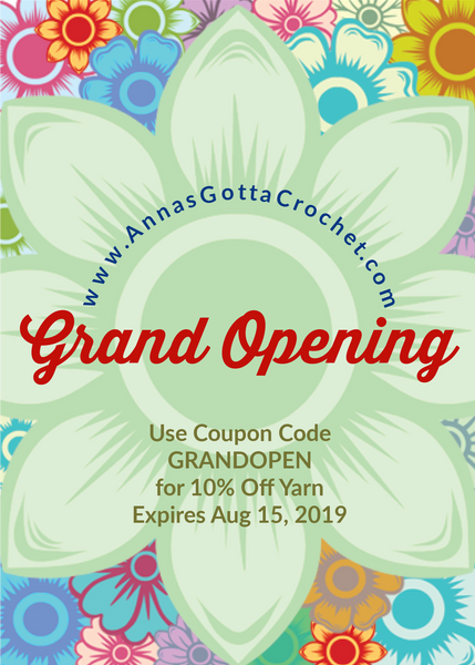 Stop by Our Grand Opening!