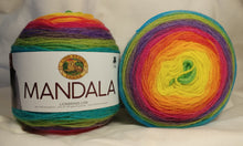 Load image into Gallery viewer, GNOME  - Mandala Yarn by Lion Brand  - #3 DK Light Worsted  - 5.3 oz / 590yd