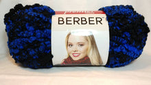 Load image into Gallery viewer, BLUE FADE Big BERBER Yarn by Premier Yarn - Super Bulky #6 - 65 yds / 7 oz - Acrylic/Polyester
