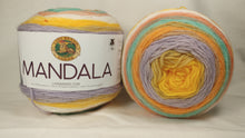 Load image into Gallery viewer, PIXIE  - Mandala Yarn by Lion Brand  - #3 DK Light Worsted  - 5.3 oz / 590yd