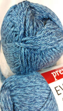 Load image into Gallery viewer, BLUE HEATHER Premier Everyday Yarn Collection - Heather Yarn - #4 Worsted - 180 yds / 3.5 oz - 100% Anti-Pilling Acrylic