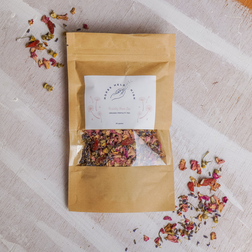 Fertility Hope Tea - Organic Fertility Tea
