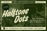 Just Good Textures – Halftone Dots