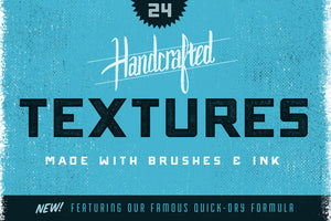 24 Handcrafted Textures Pack