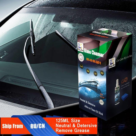 Liquid Auto Glass Cleaner