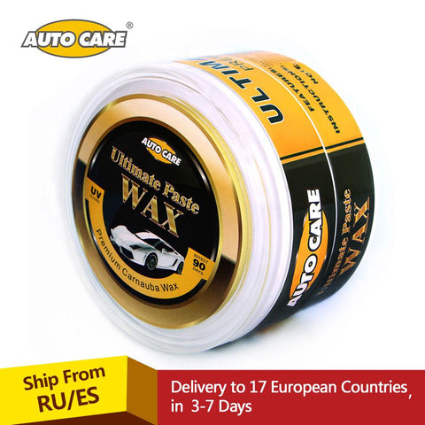 Premium Carnauba Car Wax