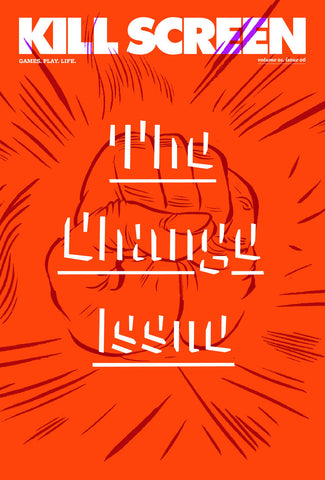 Issue 6: Change
