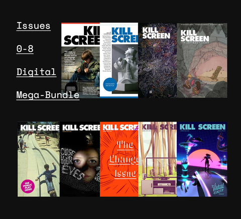 Back-Issues Digital Mega-bundle