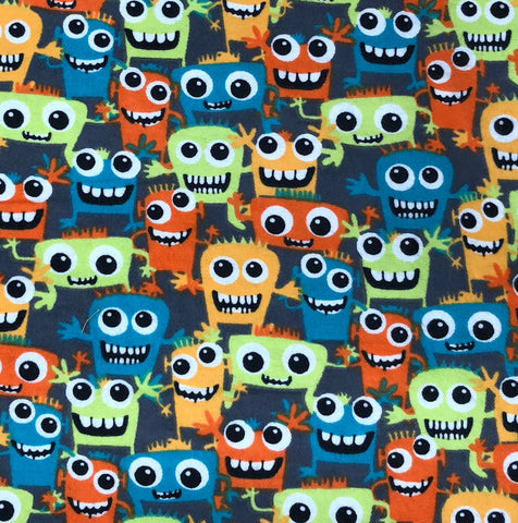 Monster Mash Dog Neckerchief