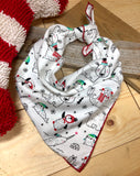Polar Express Dog Neckerchief