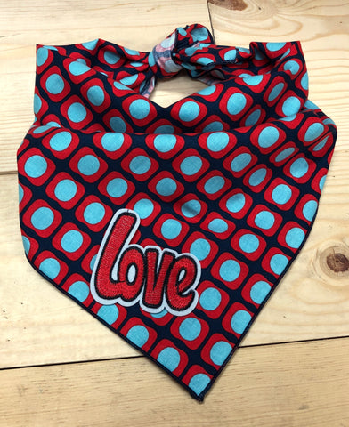 Groovy Love, Baby! Neckerchief