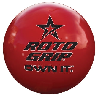 Roto Grip Own IT Red Polyester