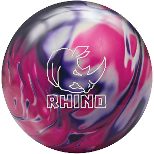 Brunswick Rhino Purple/Pink/White Pearl
