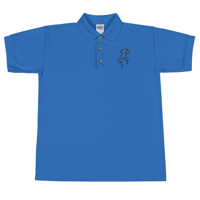 Drawn Polo Shirt