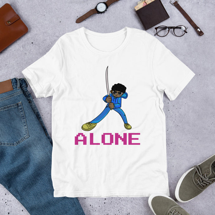 ALONE Warrior T-Shirt
