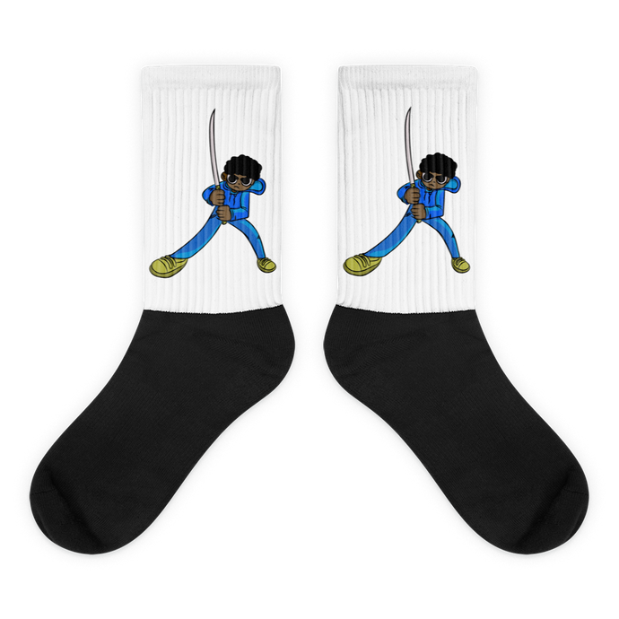 ALONE Warrior Socks