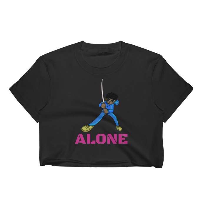 ALONE Warrior Crop Top