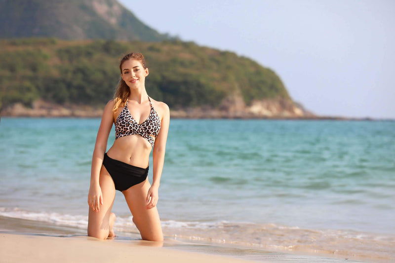 High-Waist Bikini Designs That Make You Look Hot