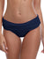 Ruched Shirred High Waisted Bikini Bottom - Shekini Swimwear