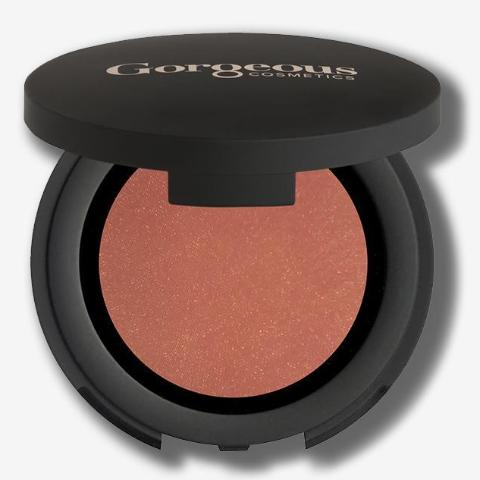 Gorgeous Cosmetics colour Pro Blush - RHUBARB