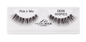 Modelrock Lashes Demi Wispies