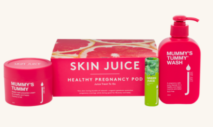 Pregnancy Pod - Juice Treat to Go
