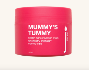 Mummy's Tummy Cream Stretch mark prevention cream