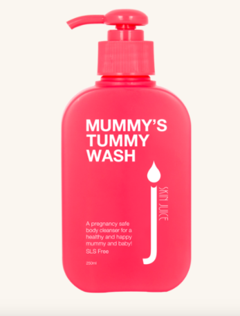 Mummy's Tummy Wash Creamy body wash