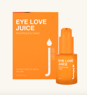 Eye Love Juice Smoothing eye cream