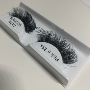 Tailored Strip Lashes Modelrock x Posh Pouts extreme set