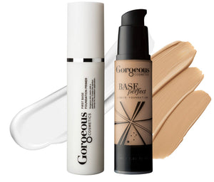 Foundation and Primer Duo pack