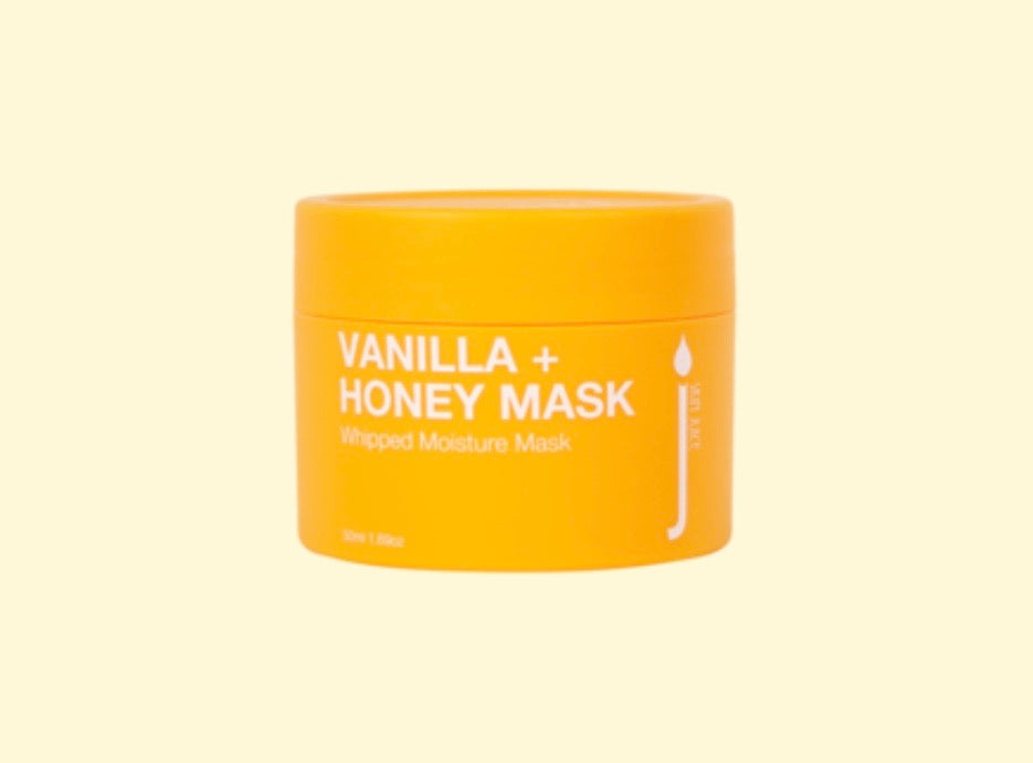 Vanilla + Honey Mask