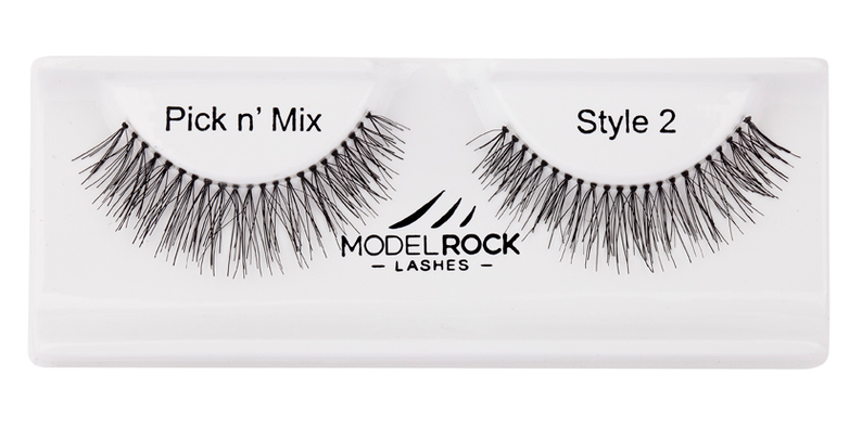 Modelrock Lashes Style 2