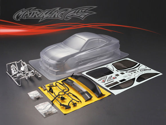 1/10 Matrixline NISSAN S15 SP PC BODY SHELL