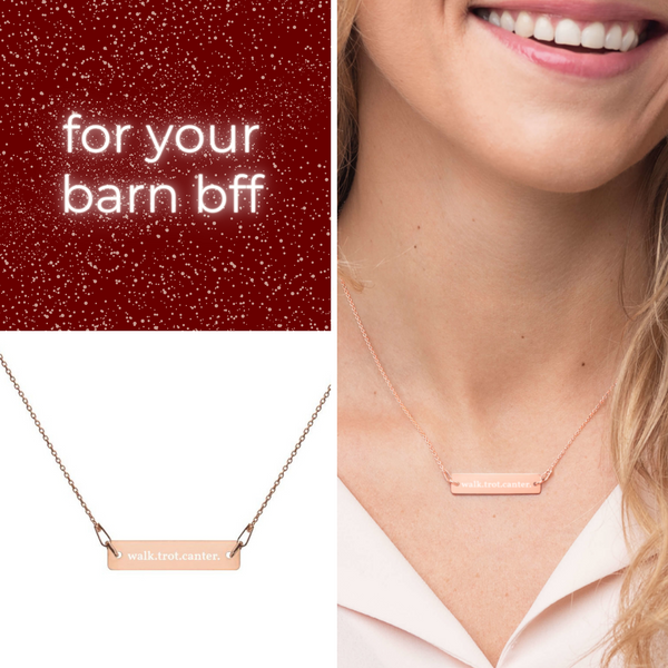 left-lead-collective-walk-trot-canter-rose-gold-necklace