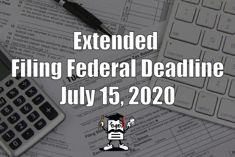 Tax Deadlines Extended to July 15