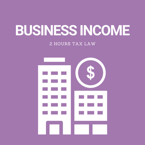 Business Income