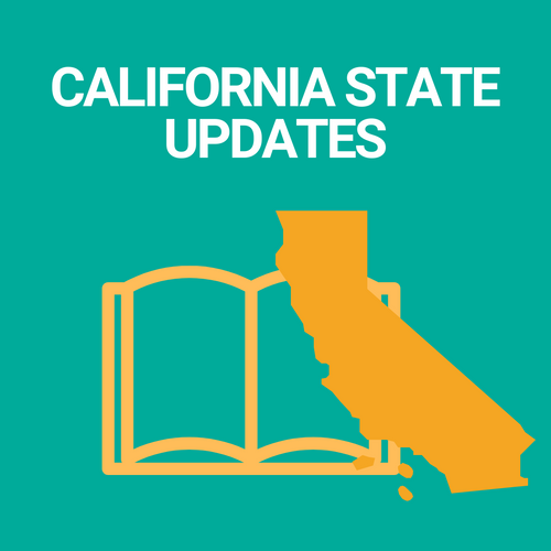 California state updates
