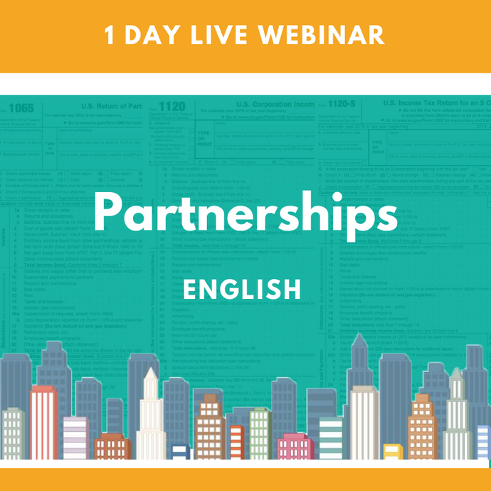 Partnerships Live Webinar