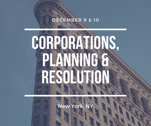 Corporations, Planning & Resolution- New York, NY
