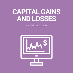 Capital Gains and Losses
