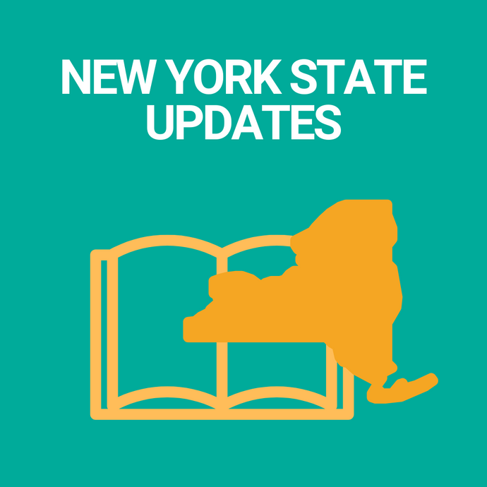 New York state updates