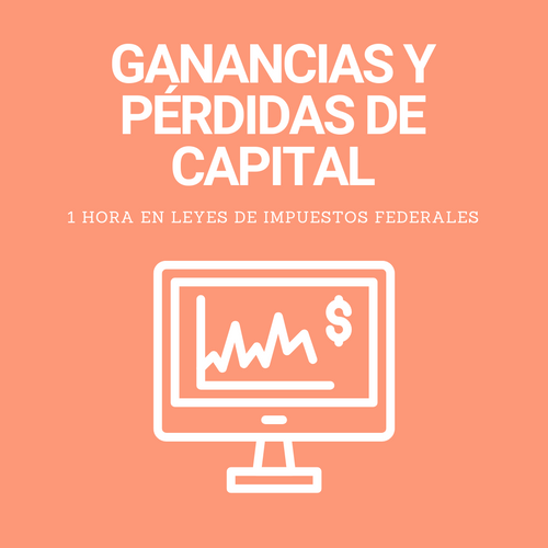 Ganancias y pérdidas de capital