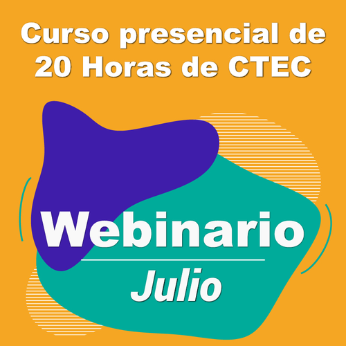 Julio 20 Hour Spanish Live Webinar