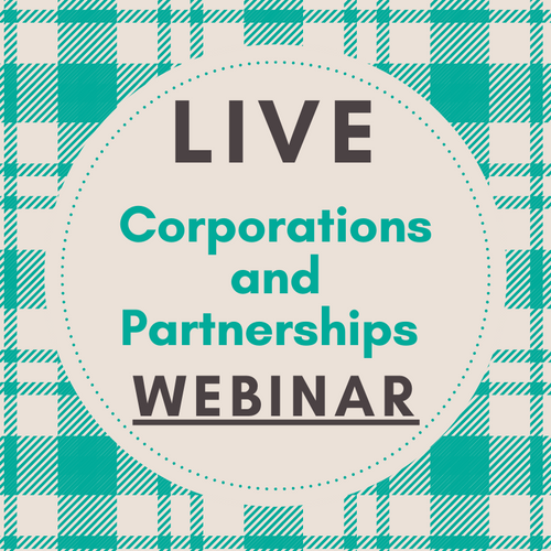 Live Webinar Spring Corp and Partnership English