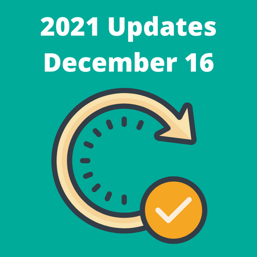 December Live Tax Updates II